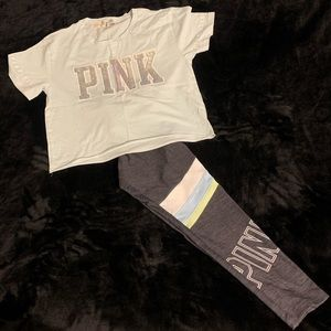 Brand new Victoria Secret Pink outfit!